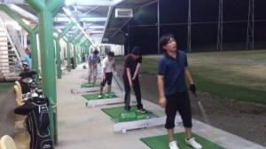 ゴルフ部男子